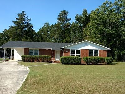 Evans Single Family Home For Sale: 323 Old Evans Road