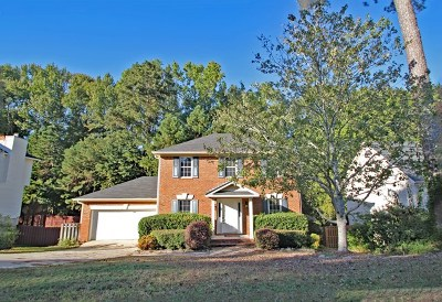 Grovetown Single Family Home For Sale: 4686 Perry Mill Circle