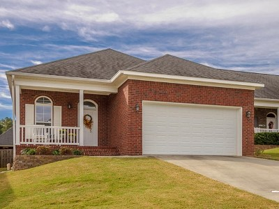 Evans Single Family Home For Sale: 2545 Grier Circle