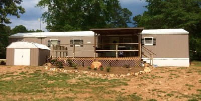 Lincoln County Manufactured Home For Sale: 1016 Lakeview Drive