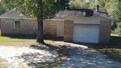 Hephzibah Single Family Home For Sale: 2382 Patrick Avenue