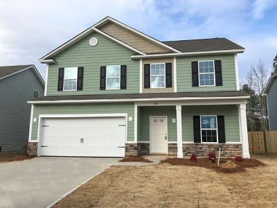 Single Family Home For Sale: 269 Tulip Drive