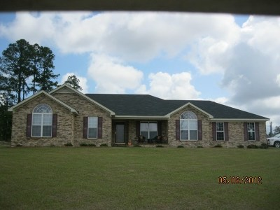 Hephzibah Single Family Home For Sale: 1513 Brookstone Road