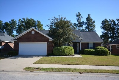 Grovetown Single Family Home For Sale: 614 Butler Springs Circle