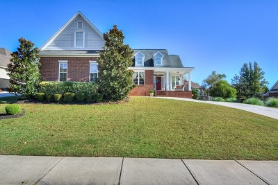 Grovetown Single Family Home For Sale: 3010 Haseley Court