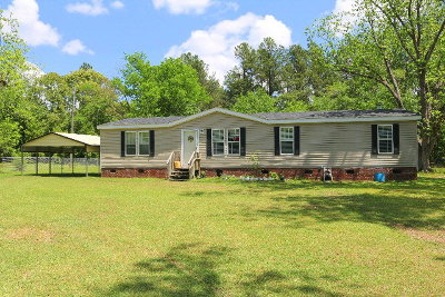 Richmond County Manufactured Home For Sale: 116 Community House Road