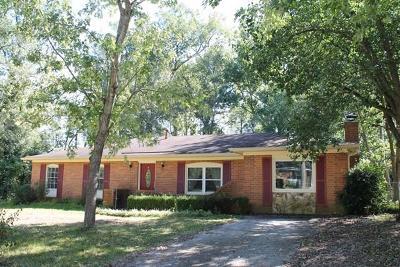 Martinez Single Family Home For Sale: 3583 West Hampton Drive