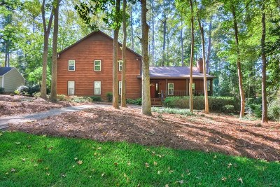 Martinez Single Family Home For Sale: 306 Rabun Valley Lane
