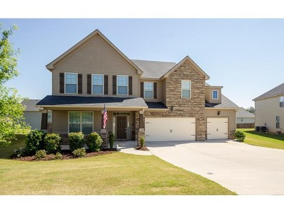 Grovetown Single Family Home For Sale: 705 Erika Lane