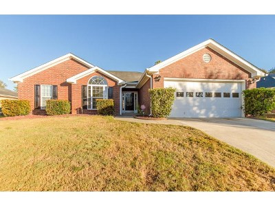 Grovetown Single Family Home For Sale: 949 Cannock Street