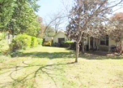 Augusta GA Single Family Home For Sale: $125,000