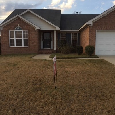 Hephzibah Single Family Home For Sale: 3471 Essex Place