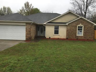 Grovetown Single Family Home For Sale: 142 Summerfield Circle