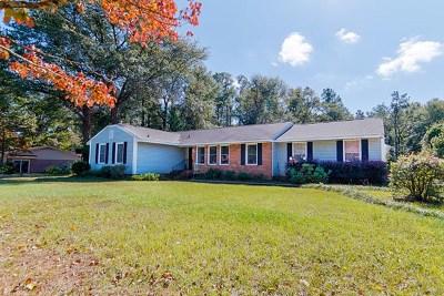 Aiken SC Single Family Home For Sale: $163,900