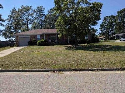 Hephzibah Single Family Home For Sale: 3500 Andover Drive