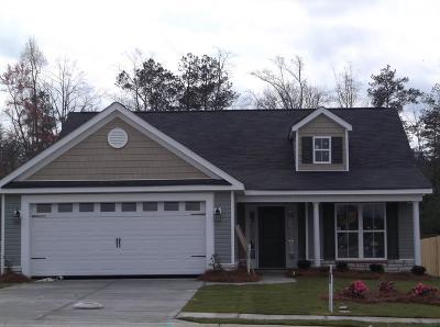 Richmond County Single Family Home For Sale: 5014 Copse Drive