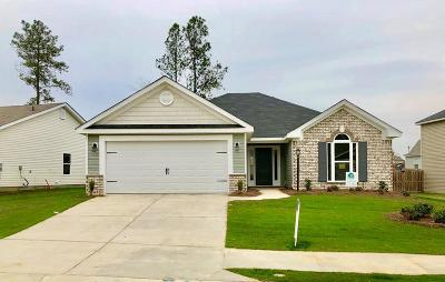Grovetown Single Family Home For Sale: 3235 Alexandria Drive