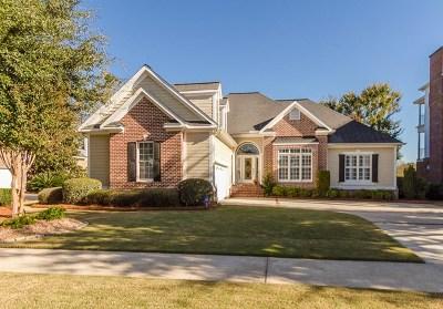 North Augusta Single Family Home For Sale: 415 E Shoreline Drive