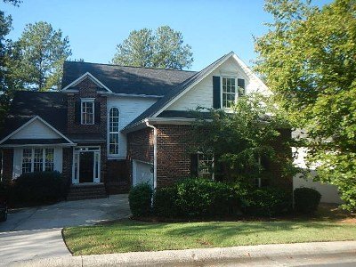 Columbia County, Richmond County Single Family Home For Sale: 806 Willow Lake Drive