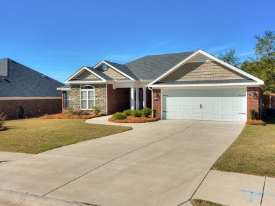 Hephzibah Single Family Home For Sale: 4454 T J Kelly Drive