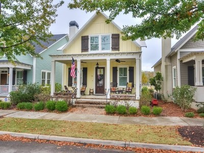 North Augusta Single Family Home For Sale: 73 Crystal Lake Drive