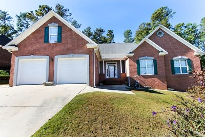 Martinez Single Family Home For Sale: 404 Bakers Ferry Trail