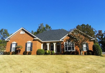 Evans Single Family Home For Sale: 913 Windmill Pkwy