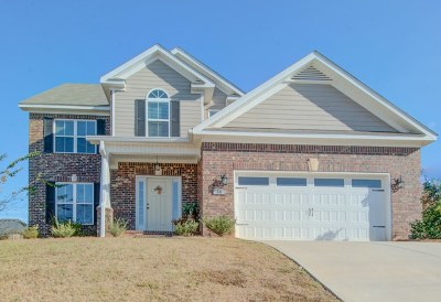 North Augusta Single Family Home For Sale: 38 Blair Drive