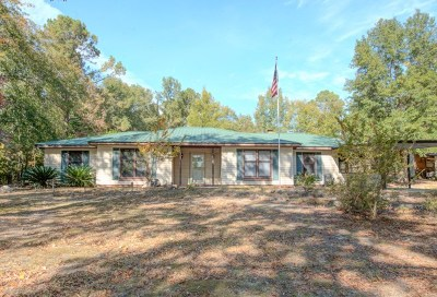 Grovetown Single Family Home For Sale: 5725 Spring Creek Road