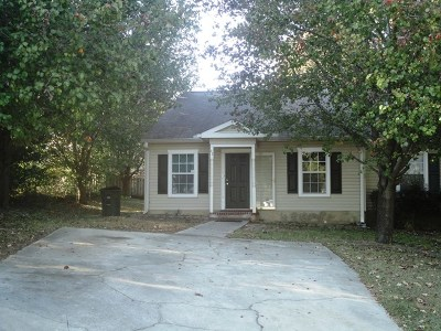 North Augusta Single Family Home For Sale: 48 Pram Court