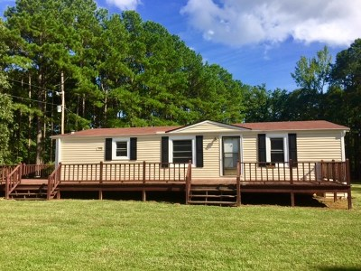 Lincolnton Single Family Home For Sale: 1718 Graball Road