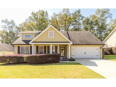 Evans Single Family Home For Sale: 401 Sandleton Way