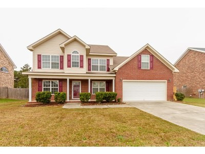Grovetown Single Family Home For Sale: 5012 Reynolds Way