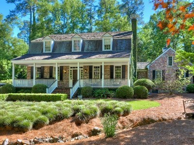Augusta Single Family Home For Sale: 7 Summerville Lane