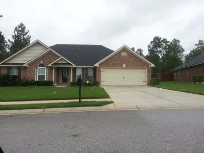 Hephzibah Single Family Home For Sale: 4717 Weldon Adams Drive