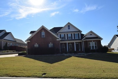 Grovetown Single Family Home For Sale: 1131 Indian Springs Trail