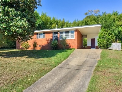 North Augusta Single Family Home For Sale: 1428 Waccamaw Drive