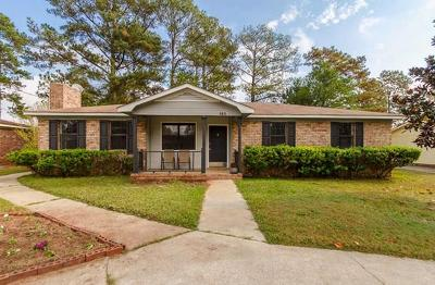Grovetown Single Family Home For Sale: 123 Magnolia Drive