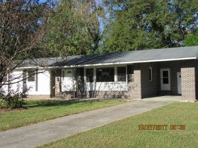 Richmond County Single Family Home For Sale: 3301 Rushing Road