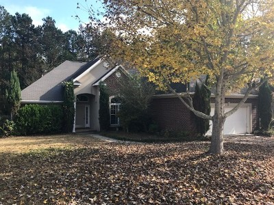 Columbia County, Richmond County Single Family Home For Sale: 245 Stonington Drive