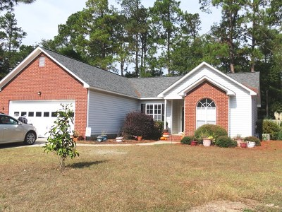 North Augusta Single Family Home For Sale: 575 Old Walnut Branch