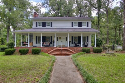 Waynesboro Single Family Home For Sale: 906 Hwy 25n