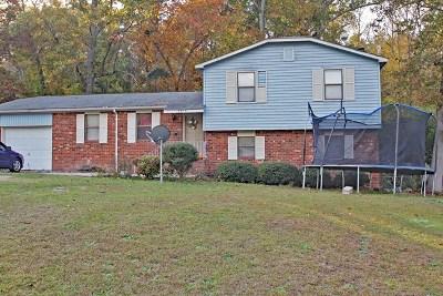 Hephzibah Single Family Home For Sale: 2919 Crosscreek Road