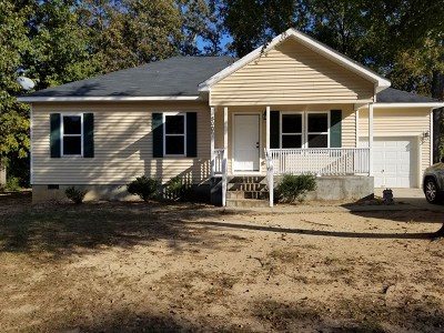 Jackson Single Family Home For Sale: 5009 Trotter Court