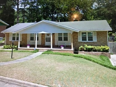 Augusta Single Family Home For Sale: 2149 Kingsley Court
