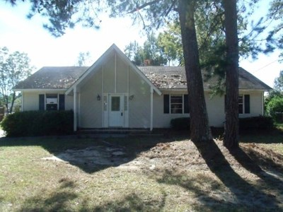 Columbia County Single Family Home For Sale: 4520 Cox Road