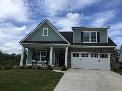 North Augusta Single Family Home For Sale: 144 Broxten Drive