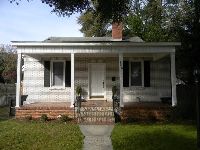 Augusta Single Family Home For Sale: 1527 Schley Street #1527