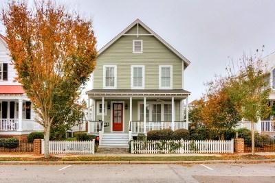 North Augusta Single Family Home For Sale: 523 Railroad Avenue