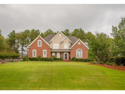 Evans Single Family Home For Sale: 4303 Southern Pines Drive